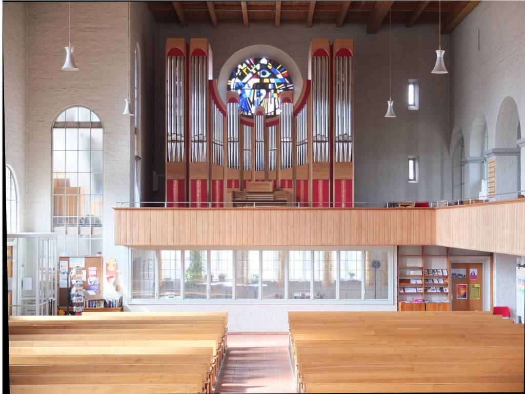 Neue Orgel